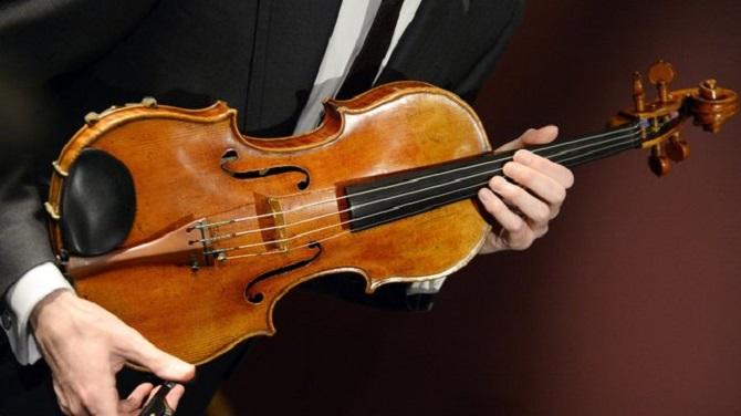 Stradivarius Violas