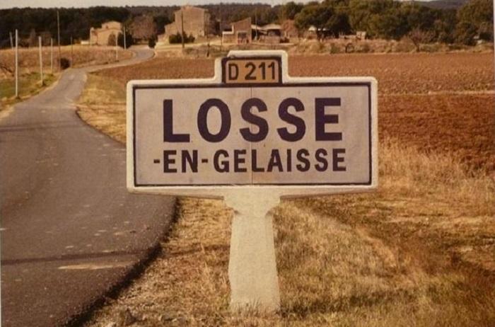 panneau-rigolo-entree-commune-losse-en-gelaisse-france