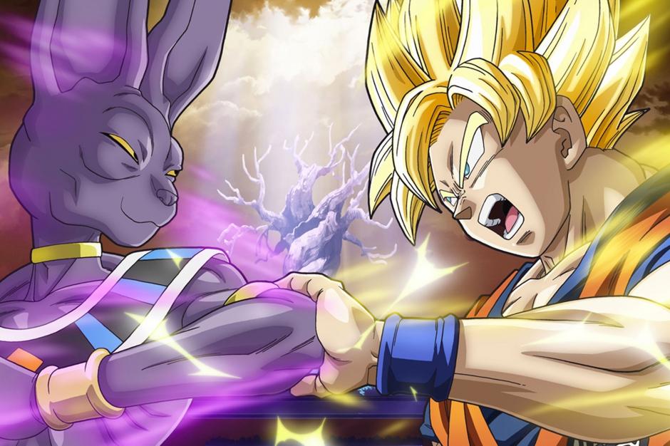 Les premières images de la suite de Dragon Ball Z