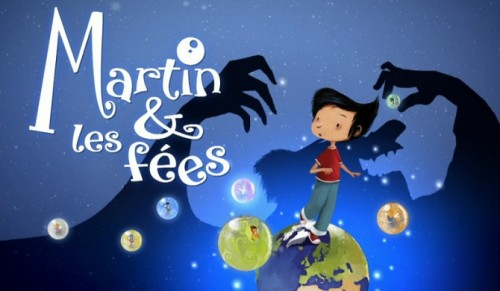 Martin & les fées – L'épouvantail (clip)