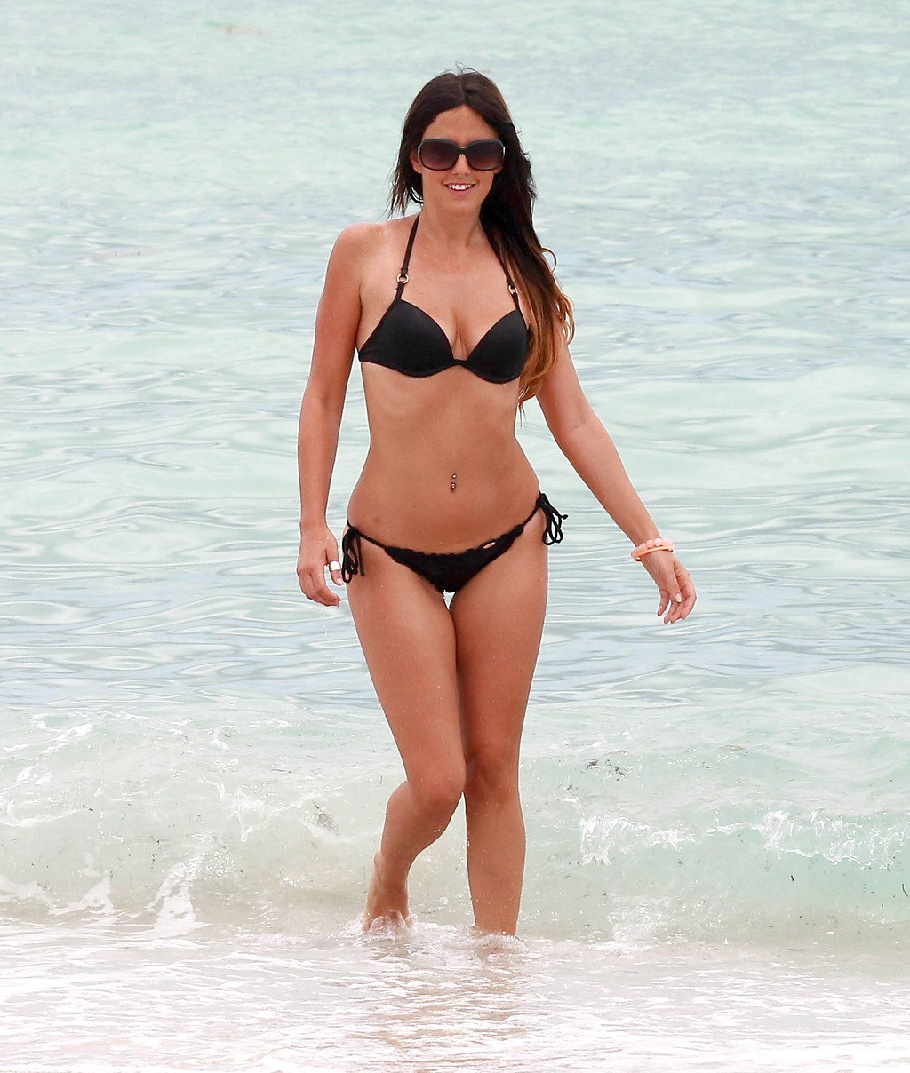 51150108 Italian model Claudia Romani shows off her toned bikini body while vacationing in Miami, Florida on July 9, 2013. FameFlynet, Inc - Beverly Hills, CA, USA - +1 (818) 307-4813