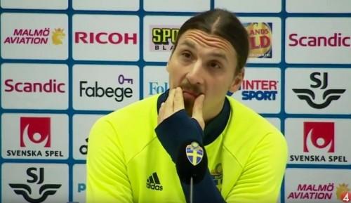 Ibrahimovic : «J'ai placé la France sur la carte du monde» (vidéo)
