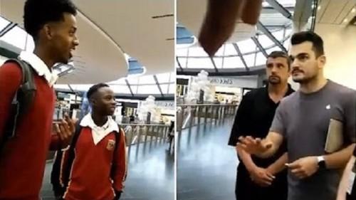 Six étudiants noirs virés d'une boutique Apple (vidéo)