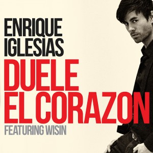Enrique Iglesias dévoile son nouveau single : Duele El Corazon