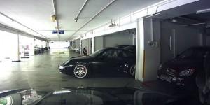 Comment ne pas faire une marche arrière avec une Porsche