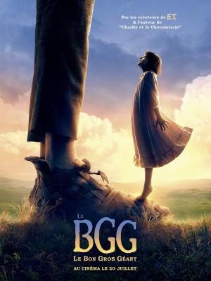 Nouvelle bande annonce du nouveau Spielberg : Le Bon Gros Géant