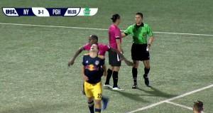 Foot: la terrible agression d'un joueur