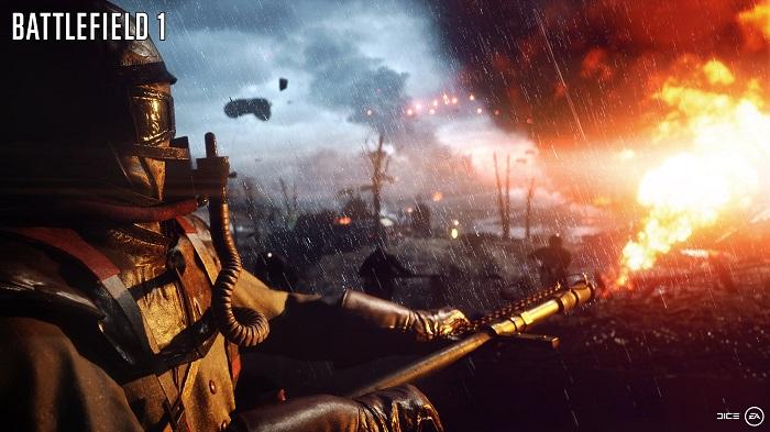 Battlefield 1, un premier trailer dévoilé