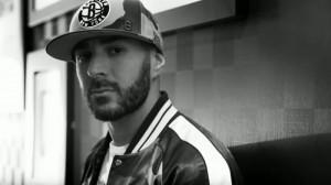 Benzema dans le nouveau clip de Booba «Walabok»