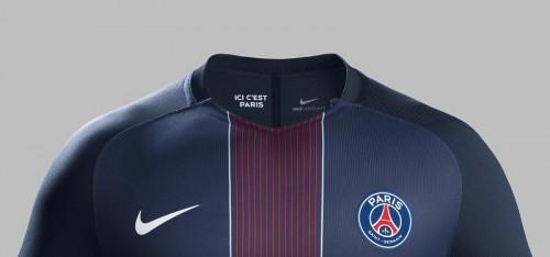 Découvrez le nouveau maillot du PSG pour la saison 2016-2017
