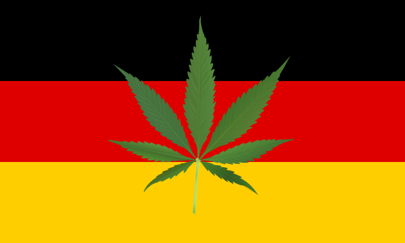 L'Allemagne et le cannabis médical
