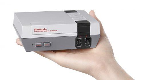 La console Nintendo NES Classic Mini en précommande pour 60 euros
