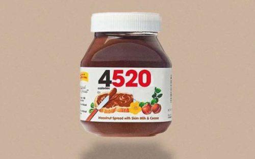 Junk food : si les calories étaient vraiment affichées sur les emballages