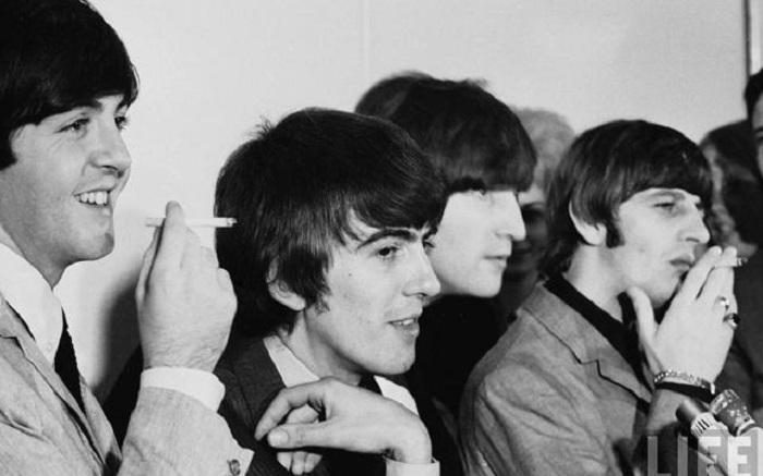 beatles cannabis