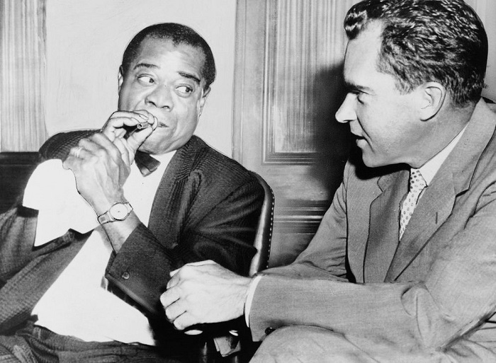 richard-nixon-louie-armstrong cannabis