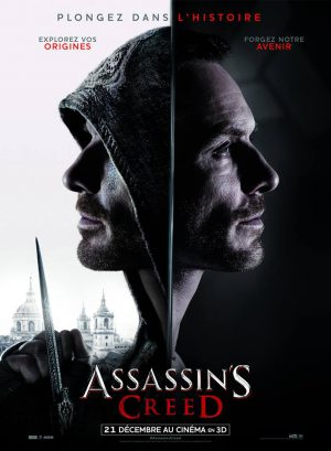 Assassin's Creed  le film : Wilkinson Sword !