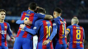 Les 174 buts inscrits par le Barça en 2016 (vidéo)