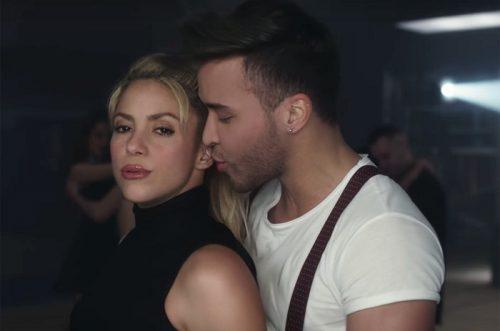 Prince Royce feat. Shakira – Deja vu (clip)
