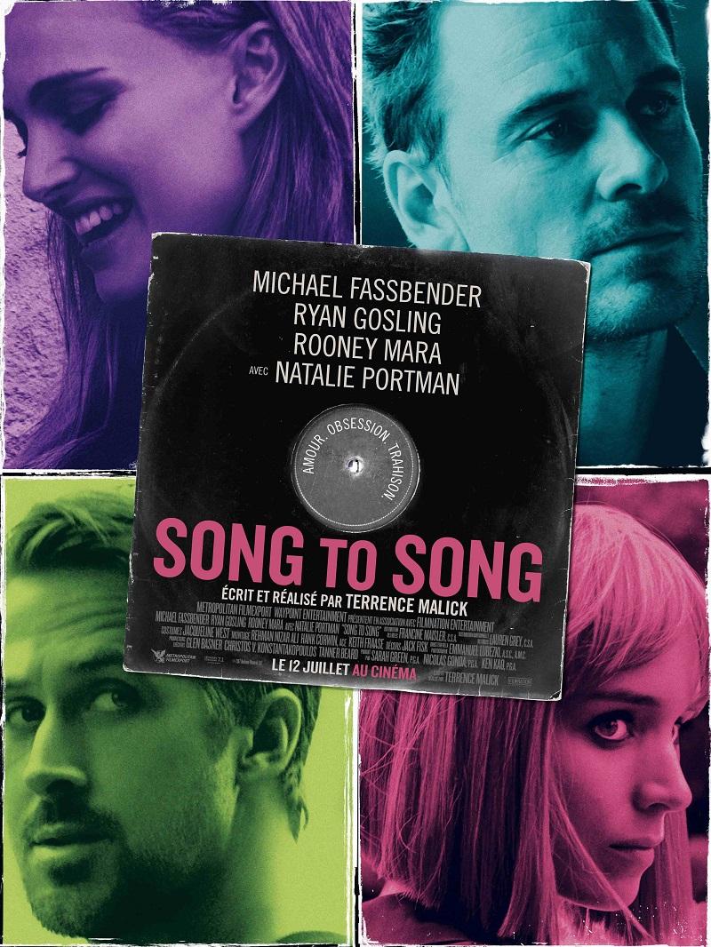 Song to Song : bande-annonce avec Michael Fassbender, Ryan Gosling, Rooney Mara et Natalie Portman