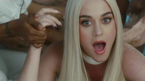 Katy Perry – Bon appétit (clip)