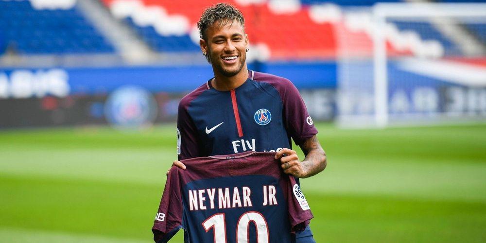 neymar transfert psg