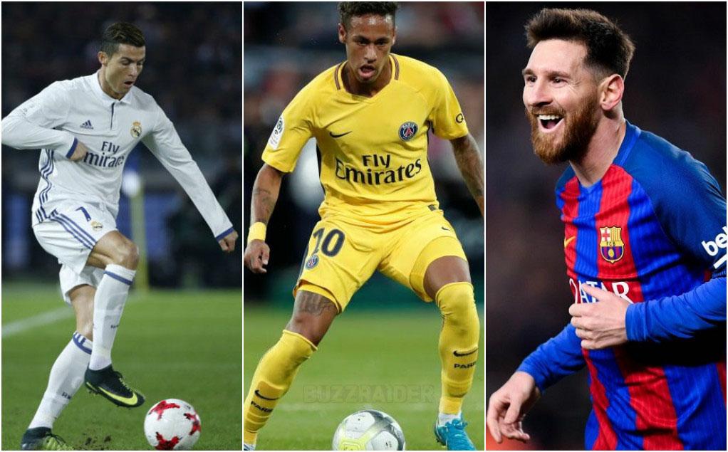 Ballon d'Or 2017 : la liste des 30 nommés + plus beau but de l'année