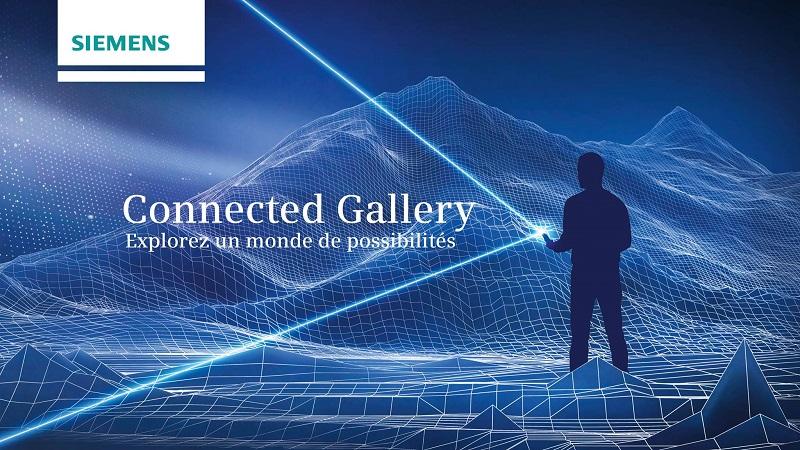 High-Tech : Découvrez la Siemens Connected Gallery