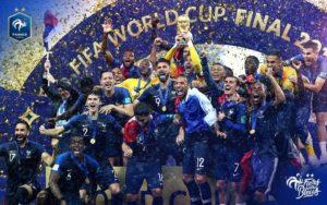 La France championne du monde !
