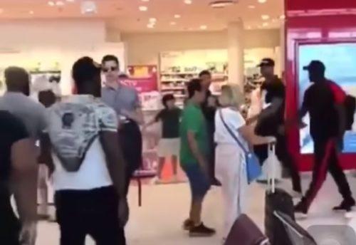 Grosse bagarre entre Booba et Kaaris en plein milieu de l'aéroport d'Orly (VIDEO)