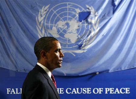 Barack Obama prix Nobel de la paix 2009 (VIDEO)