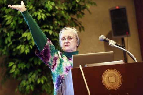 Elinor Ostrom : Prix Nobel de l'économie
