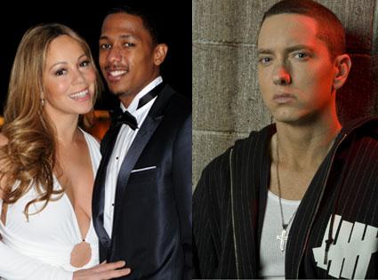Mariah Carey : «Nick va foutre une raclée à Eminem»