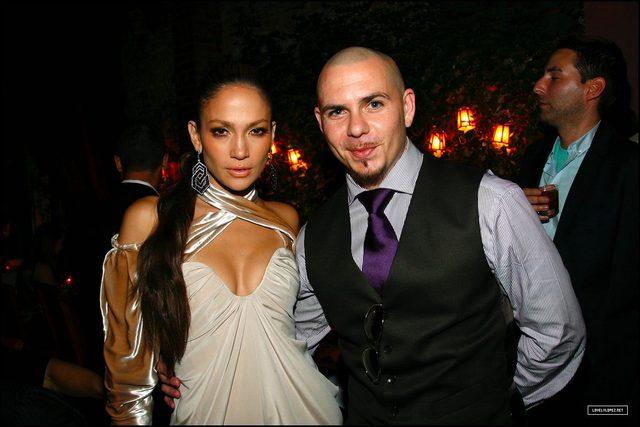 Jennifer Lopez feat Pitbull «Fesh Out The Oven» (SON)