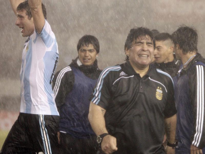 Les Argentins accusés de tricherie après le match contre le Pérou
