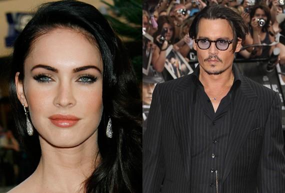 Megan Fox et Johnny Depp élus stars les plus sexy du cinéma (VIDEO)