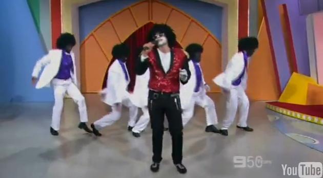 Une parodie des Jackson 5 jugée raciste en Australie (VIDEO)