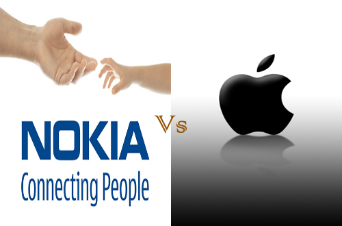 Nokia poursuit Apple pour violations de brevets