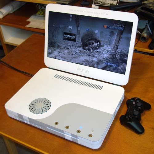Playstation 3 slim portable