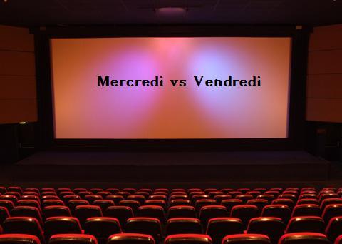 Sortie des films le vendredi au lieu du mercredi ?