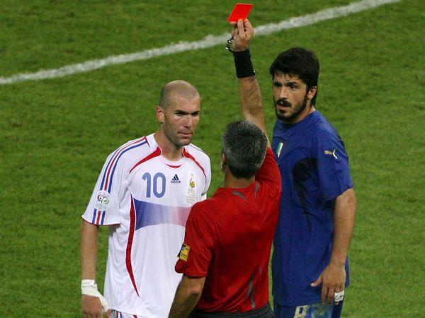 Zinédine Zidane reparle de son coup de boule (VIDEO)