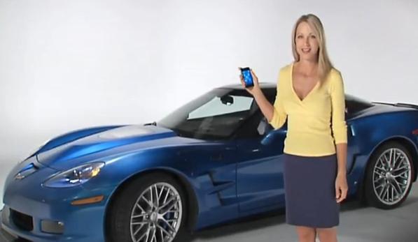 Démarrez votre voiture à distance avec votre iPhone (VIDEO)