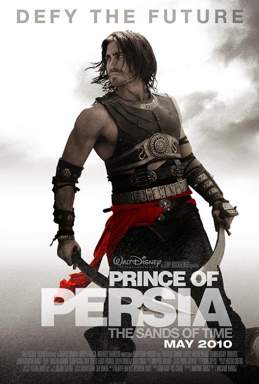 Prince of Persia – Sortie le 26/05/2010 (BANDE ANNONCE)