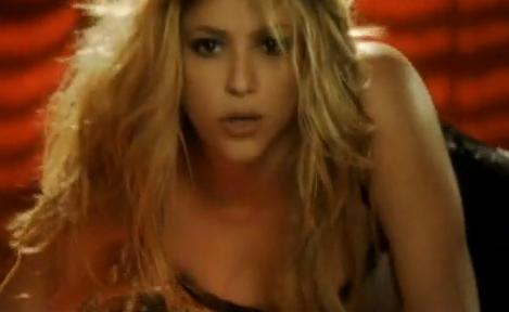 Shakira – Did it again (CLIP)