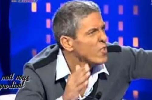Tension entre Nacéri et Mustapha El Atrassi (VIDEO)