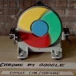 Test de rapidité de Google Chrome (VIDEO)