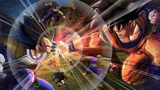Dragon Ball Z : Battle of Z (Trailer)