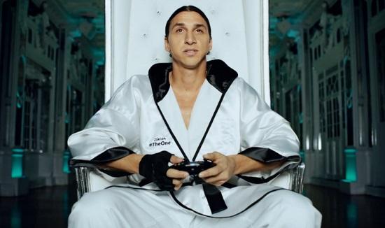 Pub Xbox One avec Ibrahimovic (VIDEO)