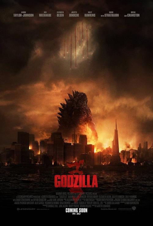Godzilla : une nouvelle bande-annonce grandiose ! (VIDEO)