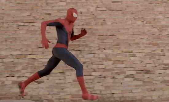 The Amazing Spider-Man Parkour (VIDEO)