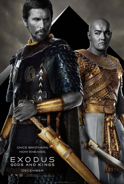 Exodus : Gods and Kings – Bande annonce (VIDEO)